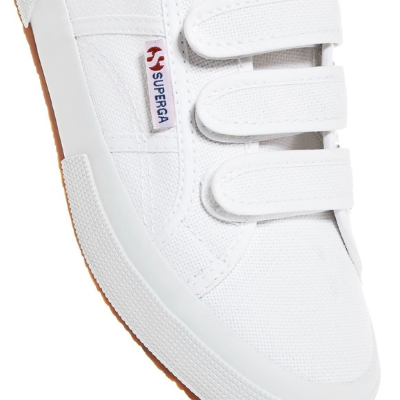 Superga Shoes   Velcro Classic Sneakers